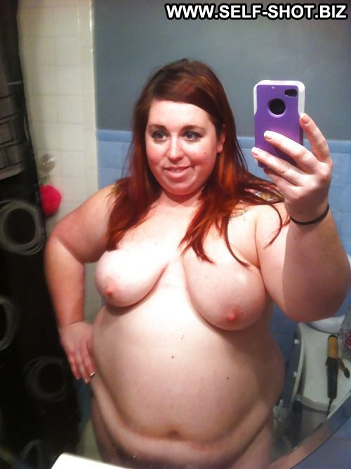 Question interesting, Chubby amateur self shot redhead