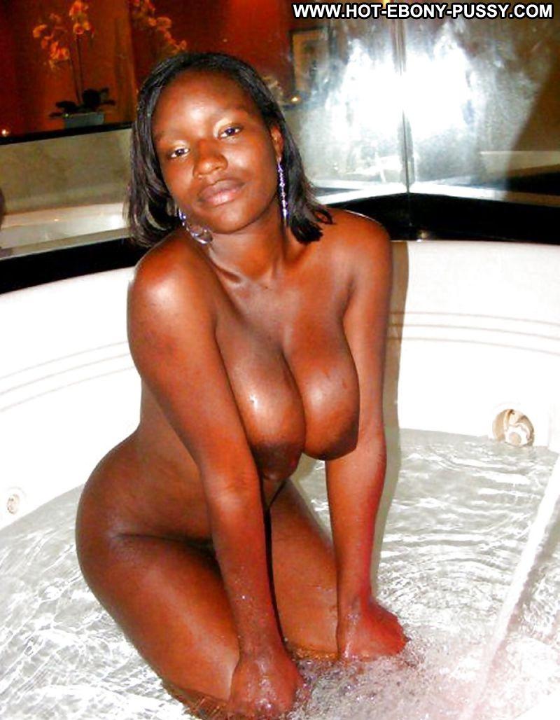beautiful tits ebony