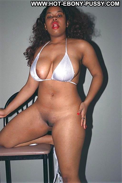 Big boobed black naked