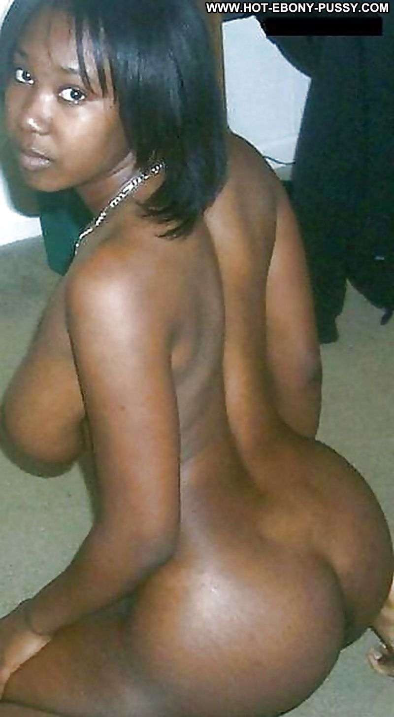 Naked asses Ebony fat