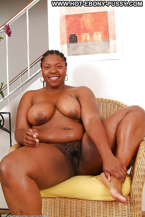 cute nude ebony bbw