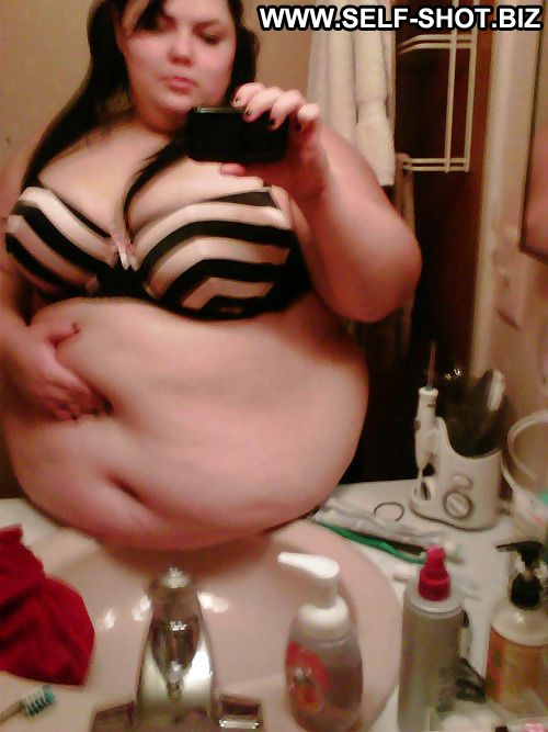 Fat bbw self shot pussy