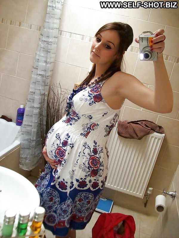 Rose Self Shot Sexy Amateur Pregnant Girlfriend Selfie Babe Hot Teen