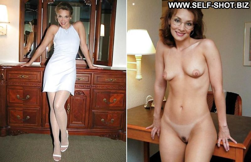 British milf angie george on the bed - 1 10