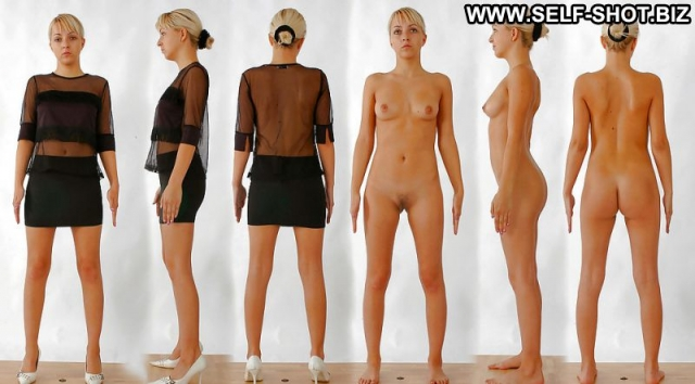 Several Amateurs Cute Nude Softcore Dressed And Undressed