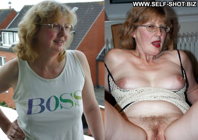 Several Amateurs Granny Nude Softcore Dressed And Undressed
