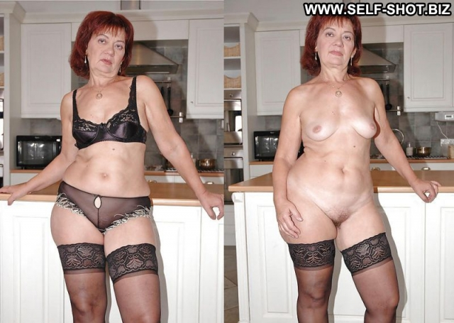 Tanya Redhead Dressed And Undressed Female Teasing Softcore