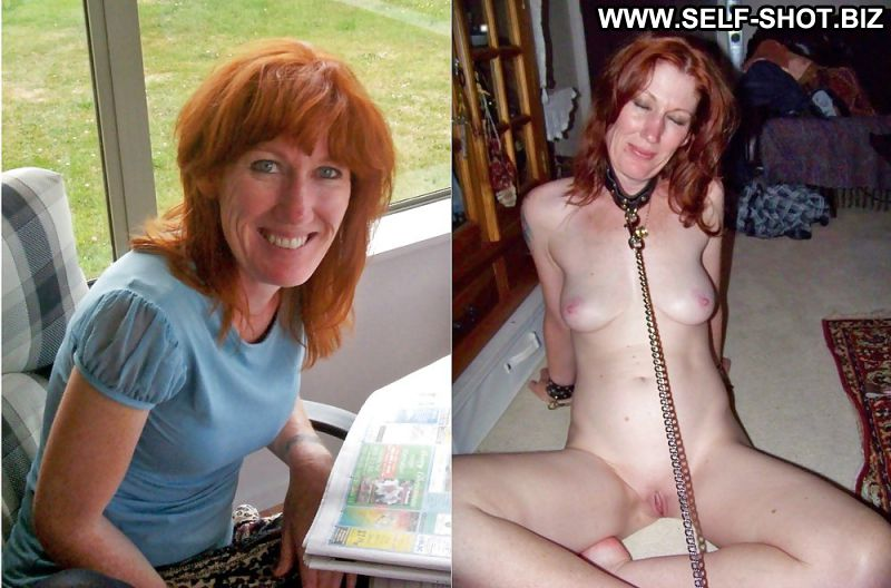 Chubby redhead video5 whipped clamp lifted saggy tits 9