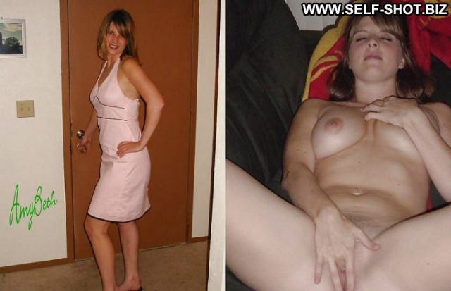 Several Models Blonde Amateur Softcore Nude Dressed And Undressed
