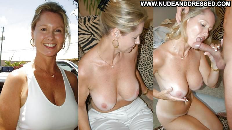 Clothed unclothed big tits milf commit error