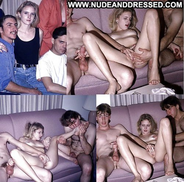 Several Amateurs Handjob Hardcore Dressed And Undressed
