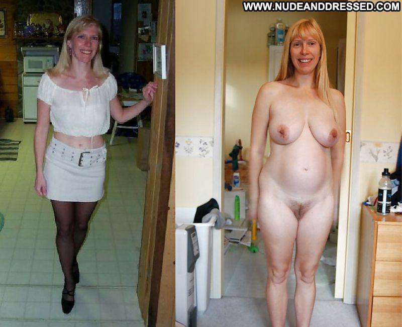 undressed Amateur dressed