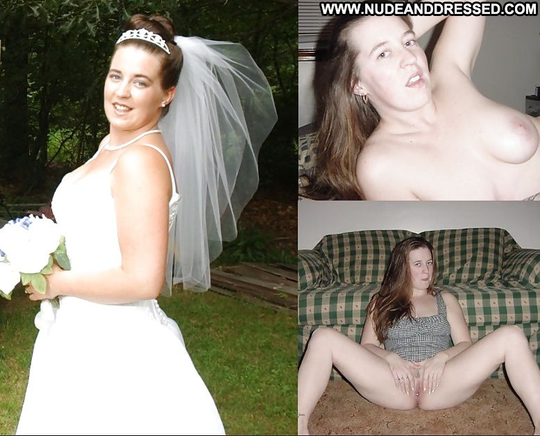 Apologise, but, Nude amateur bride dressed and undressed