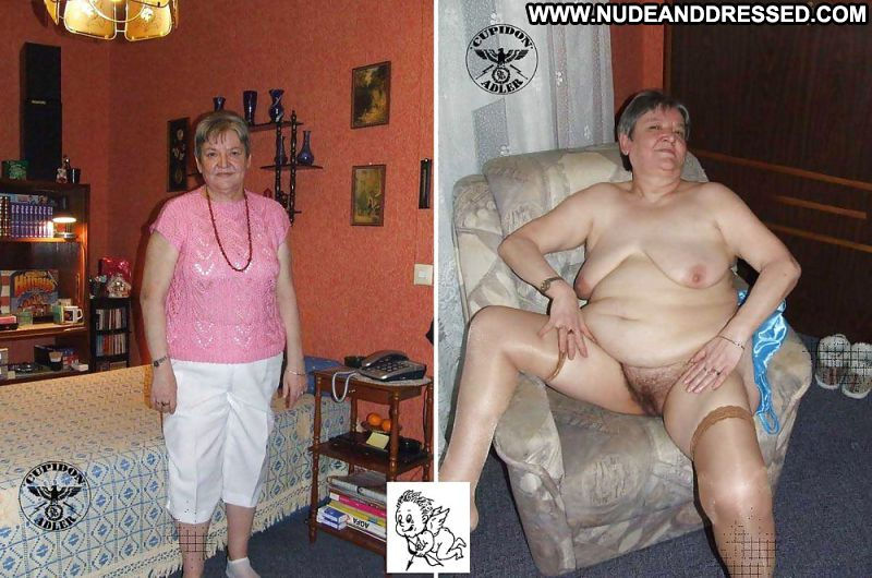 Have hit Grannies dress undress galleries nude