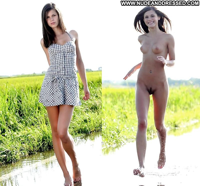 Something is. Babes clothed and nude seems magnificent