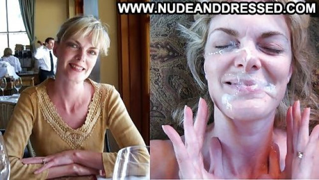 Several Amateurs Facial Hardcore Dressed And Undressed