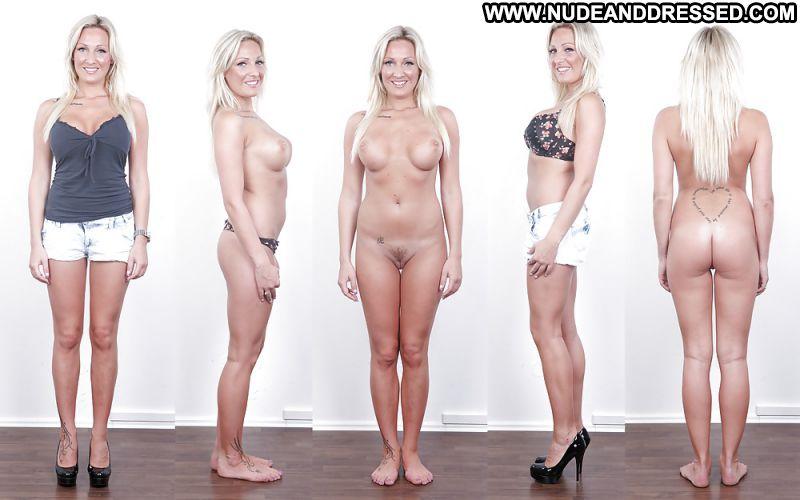 undressed Big tits dressed