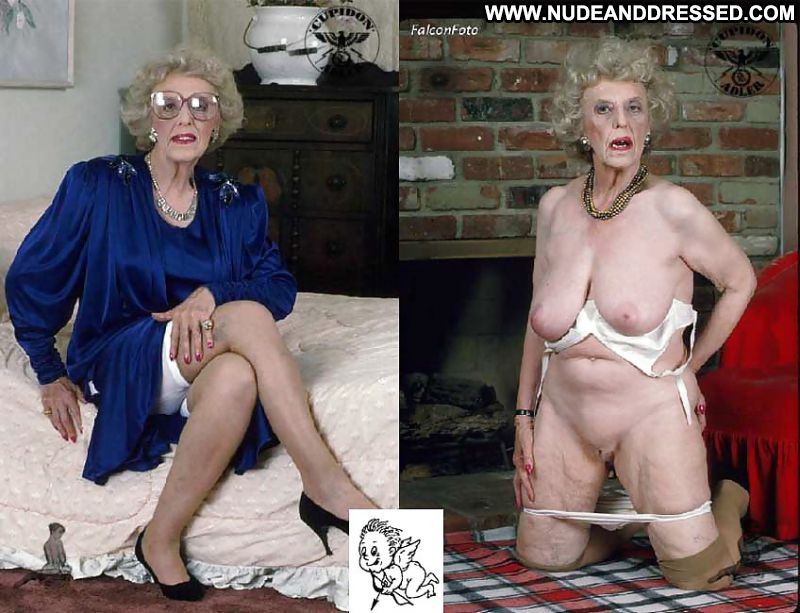 Consider, Grannies dress undress galleries nude for