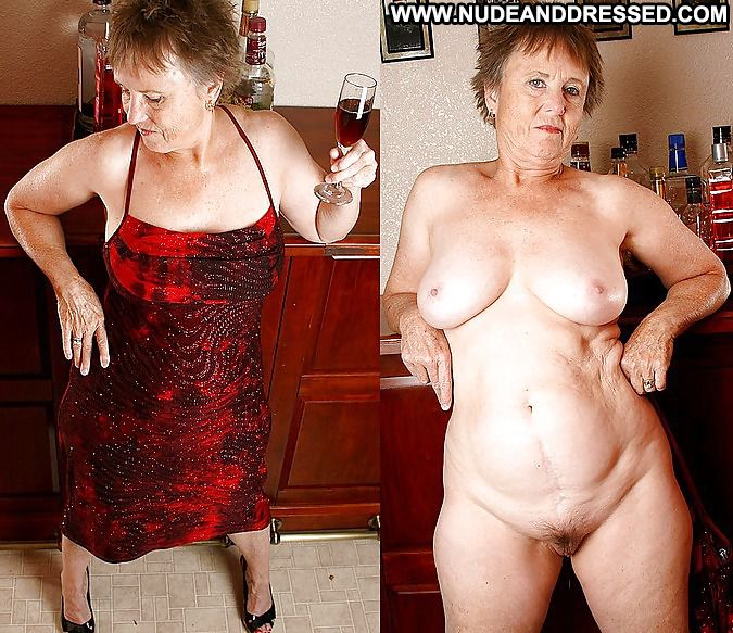 Grannies dress undress galleries nude Such did