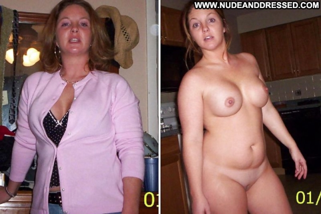 Several Amateurs Dressed And Undressed Amateur Chubby Nude Softcore