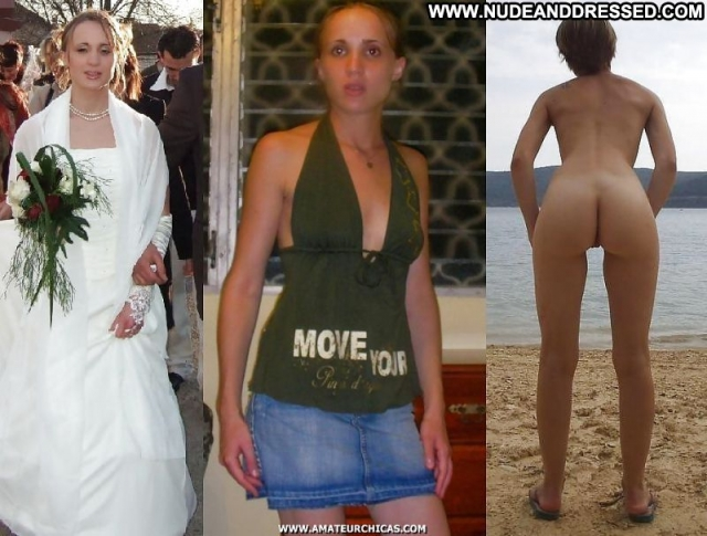 Several Amateurs Bride Softcore Nude Dressed And Undressed